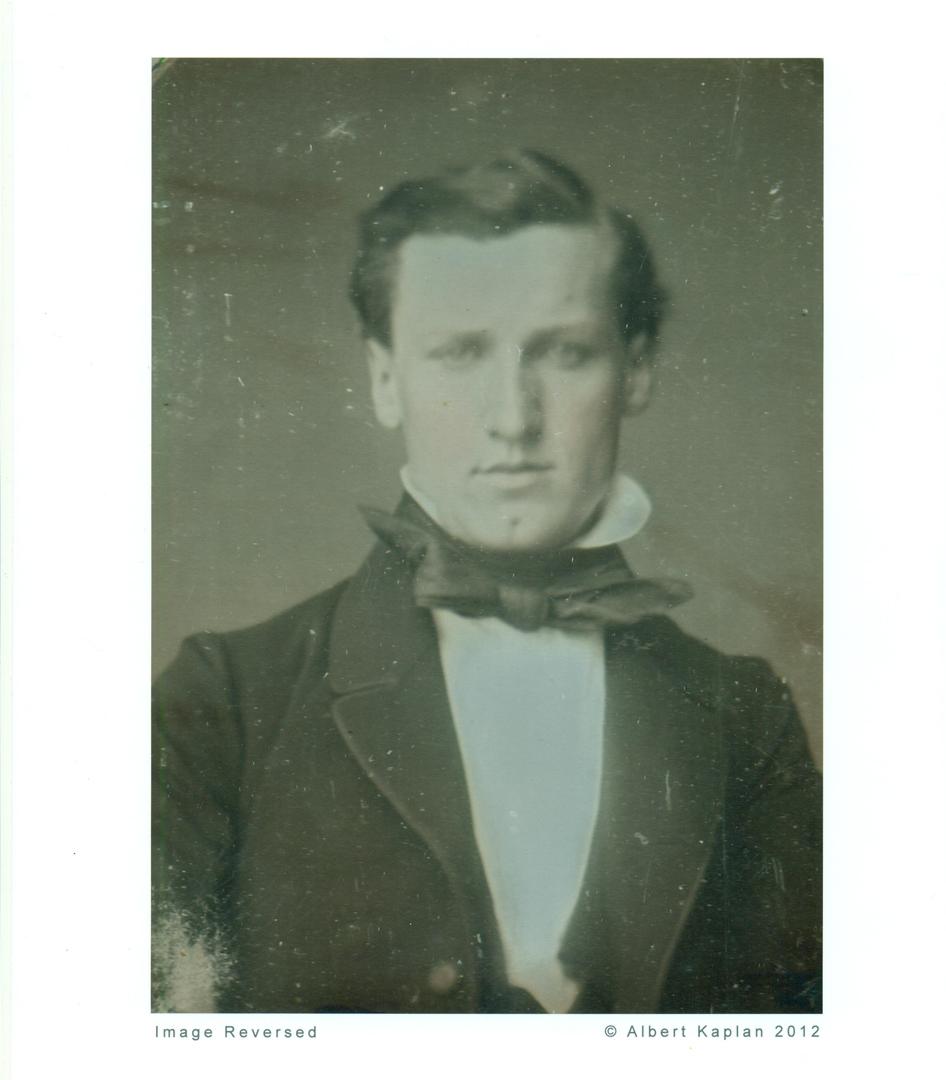 Richard Wagner Daguerreotype